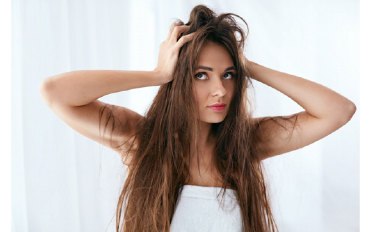 Dry Hair Causes and How to Fix