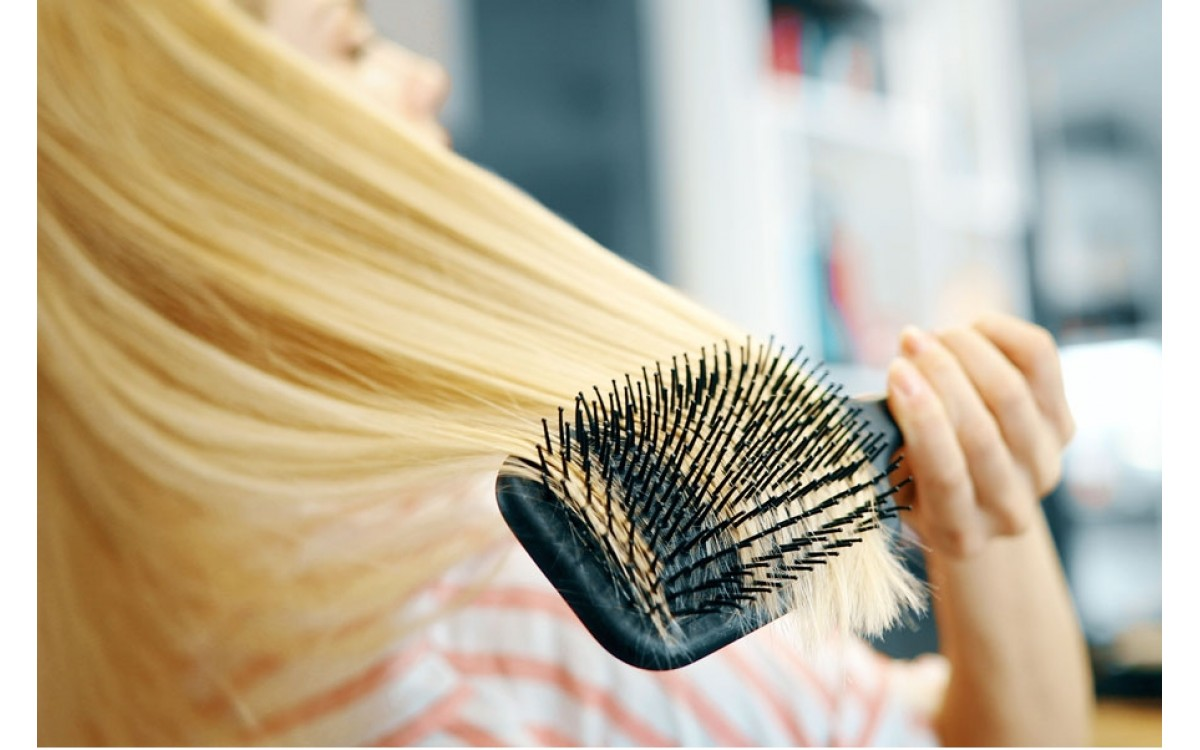 Are You Using The Right Brush For Your Hair?