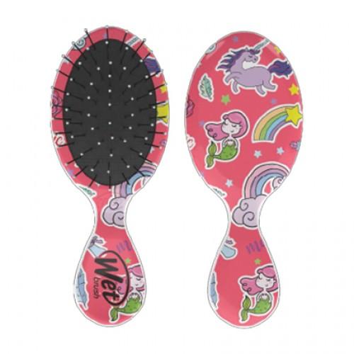 Wet Brush Happy Hair Mini Detangler Brush - Fantasy