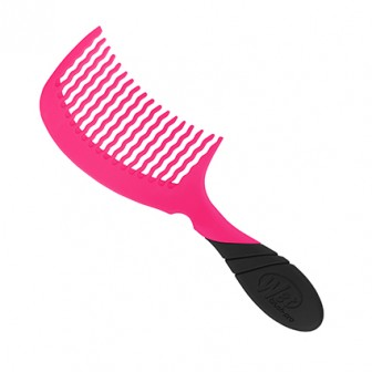 Wet  Brush Pro Detangling Comb Pink
