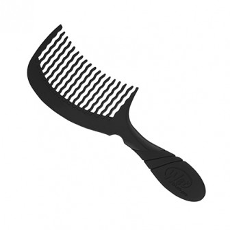 Wet  Brush Pro Detangling Comb Black