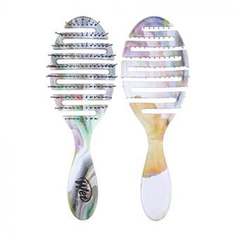Wet Brush Flex Dry Organic Grey Hair Brush