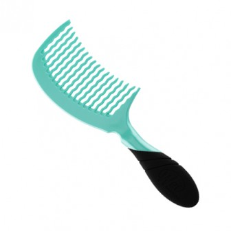 Wet  Brush Pro Detangling Comb Purist Blue