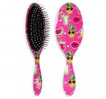 WetBrush Happy Hair Detangling Hair Brush Smiley Pineapple