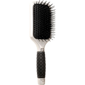 Brushworx Keratin Silk Ceramic Paddle Hair Brush