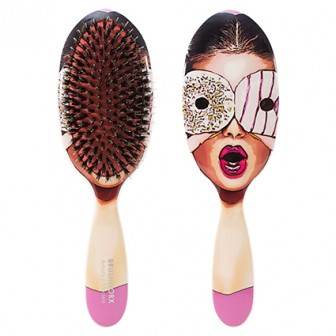 Brushworx Sugar Baby Cushion Brush