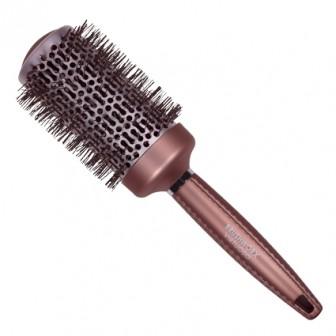 Brushworx Virtuoso Hot Tube Bristle Hair Brush - Medium 43mm