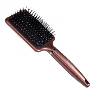 Brushworx Virtuoso Rose Gold Large Paddle Brush