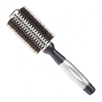 Brushworx Silver Bullet Porcupine Radial Hairbrush - Large