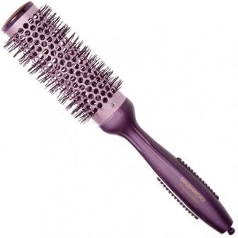 Brushworx Tourmaline Hot Tube Bristle Hair Brush Small 50mm