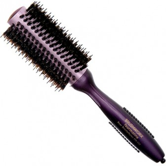 Brushworx Tourmaline Porcupine Radial Hair Brush - Medium 58mm