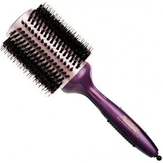 Brushworx Tourmaline Porcupine Radial Hair Brush - Jumbo