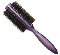 Brushworx Tourmaline Boar Bristle Radial Hair Brush - Medium 64mm