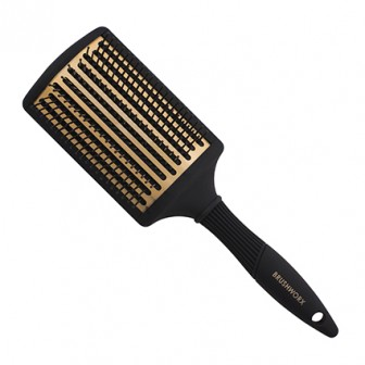 Brushworx Gold Series Paddle Brush
