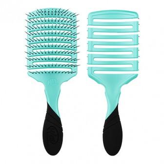 WetBrush Pro Flex Dry Paddle Hair Brush Aqua