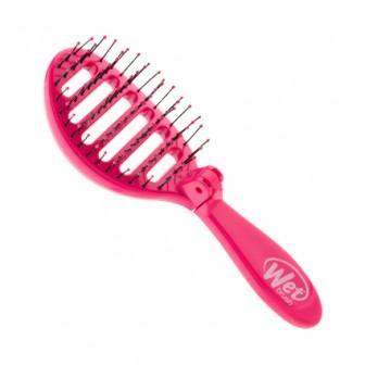Wet Brush Pop and Go Speed Dry Hair Brush Pink