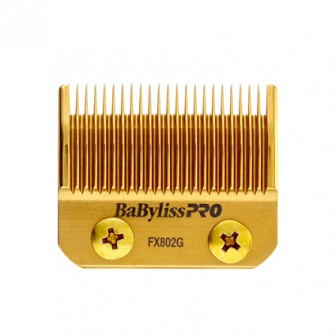 BaBylissPRO Barberology DLC & Titanium Coated Gold Clipper Blade