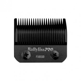 BaBylissPRO Barberology Replacement Hair Clipper Taper Blade Black FX803B