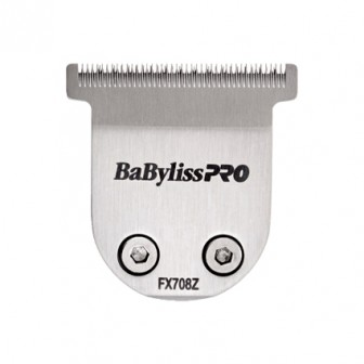 BaBylissPRO Barberology Replacement Hair Trimmer Zero-Gap Blade Silver FX708Z