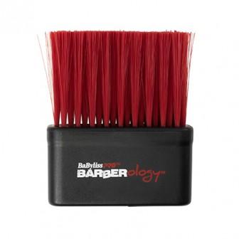 BaBylissPRO Barberology Neck Brush Red