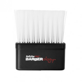 BaBylissPRO Barberology Neck Brush White
