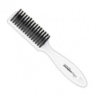 BaBylissPRO Barberology Fade Cleaning Brush White