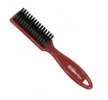 BaBylissPRO Barberology Fade Cleaning Brush Red