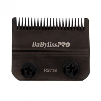 BaBylissPRO Barberology Replacement Hair Clipper Graphite PVD Coating Blade Fade FX8010B