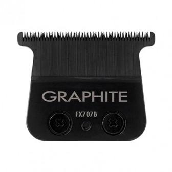 BaBylissPRO Replacement Hair Trimmer Graphite Zero-Gap Fine Tooth Blade FX707B