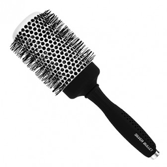 Silver Bullet Black Velvet Hot Tube Hair Brush Extra Large