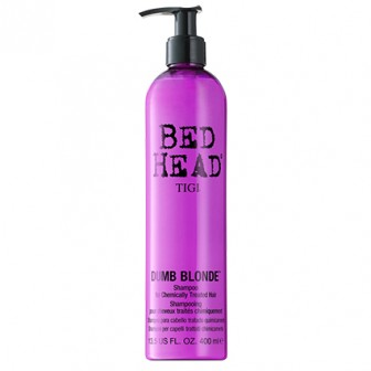 TIGI Bed Head Dumb Blonde Reconstructor Shampoo