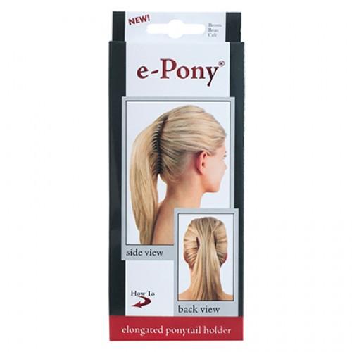 Mia E Pony Elongated Ponytail Holder