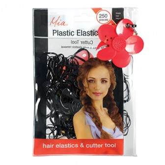 Mia Black Plastics 250PC