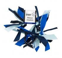 Mia Ribbon Cluster Royal Blue 1 Piece