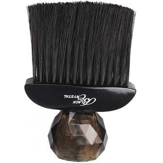 Silver Bullet Black Gem Neck Brush