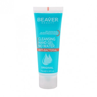 Beaver Anti Bacterial Cleansing Hand Gel 75ml