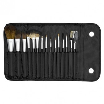 BeautyPRO Cosmetic Brush Set - 15pc