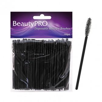 BeautyPRO Disposable Mascara Wand 100pc