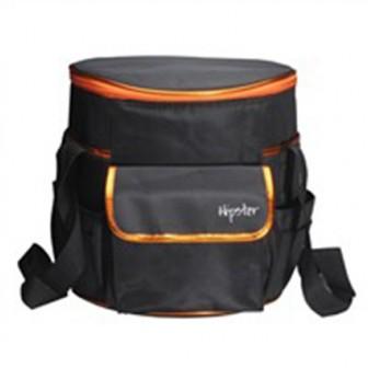 Hipster Soho Bag Black/Orange