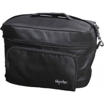 Hipster Urban Bag Black Large
