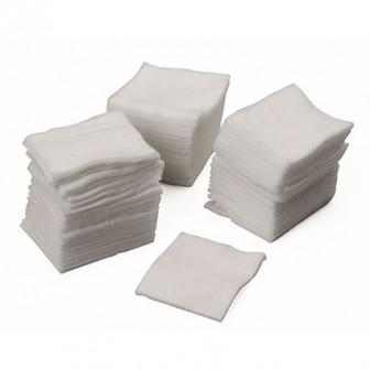 BeautyPRO Disposable Cotton Squares 100p