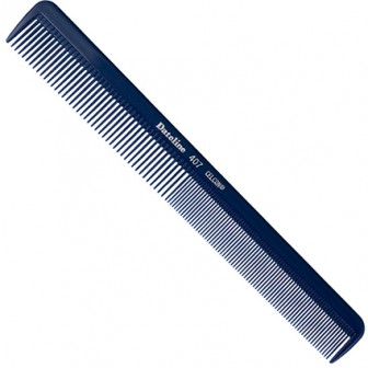 Dateline Professional Blue Celcon 407 Styling Comb - 21.5cm