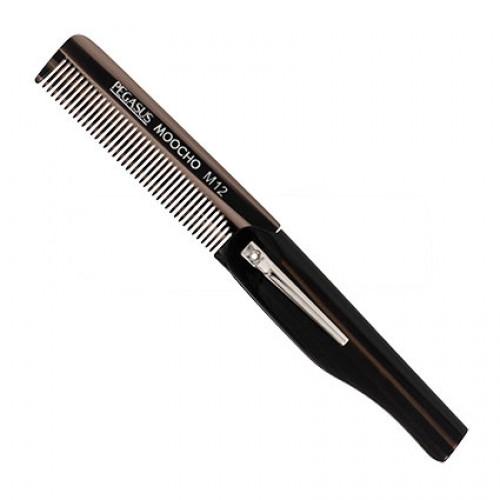 Pegasus M12 Beard Moustache Comb Folding Large