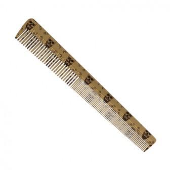 Pegasus Skulleto 303 Barber Tapered Comb Gold