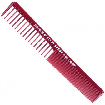 Krest Goldilocks No. 17 Cutting Comb - 18cm