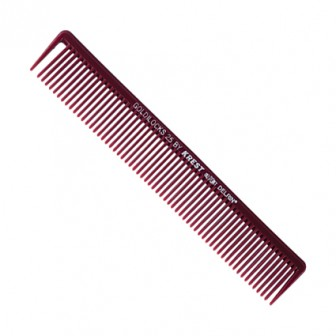 Krest Goldilocks 625 Sectioning/ Styling Comb - 18. 4cm