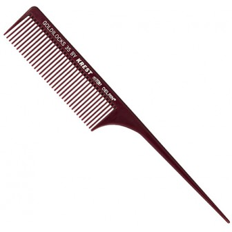 Krest Goldilocks G35 Large Plastic Tail Comb