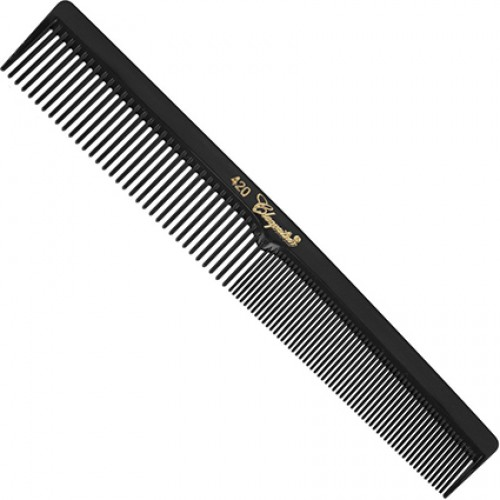 Krest Cleopatra 420 Large Styling Comb in Black + FREE NZ