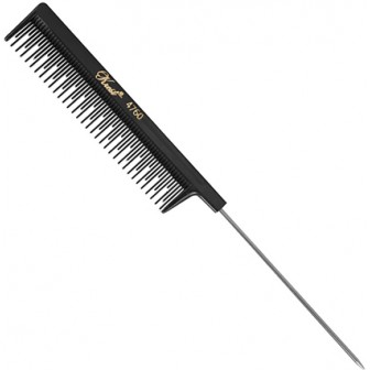 Krest Cleopatra 4760 Teasing Tail Comb in Black