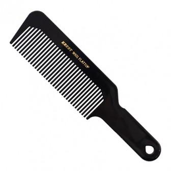 Krest Black Flattopper Comb